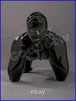 100% Latex Rubber Gummi 0.45mm Sleeping Sack Bag Bodybag Catsuit Suit Mask Zip