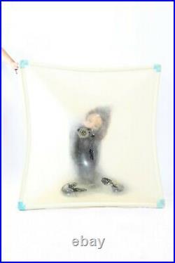 100% Latex Rubber Gummi 0.45mm Vacuum Cube Vacuo Square Catsuit Suit Costume