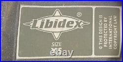 Libidex Latex Ladies Bellatrix Catsuit. XS. Fetish/Domme/Rubber/Gummi