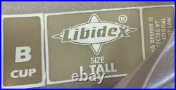 Libidex Latex Ladies Seduction Catsuit. Large. 38B Cup. Fetish/Rubber/Gummi