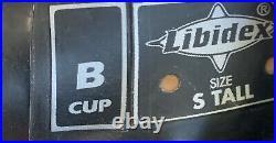 Libidex Latex Ladies Seduction Catsuit. Small/Tall 34B Cup. Fetish/Rubber/Gummi
