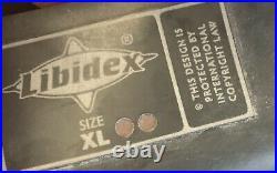 Libidex Latex Male 2 Piece Catsuit. XL/Regular. Fetish/Gummi/Rubber