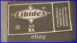 Libidex Latex Male Apollo Catsuit. XL. Fetish/Gummi/Rubber