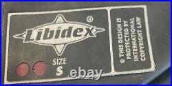 Libidex Latex Male Collarless Neo Catsuit. Small. Fetish/Rubber/Gummi