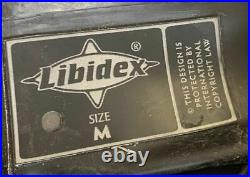 Libidex Latex Male Duke Catsuit. Medium. Fetish/Gummi/Rubber
