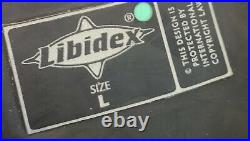 Libidex Latex Male Neo Catsuit. Large. Fetish/Rubber/Gummi