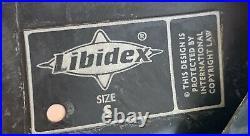 Libidex Latex Male Neo Catsuit. Small. Fetish/Rubber/Gummi