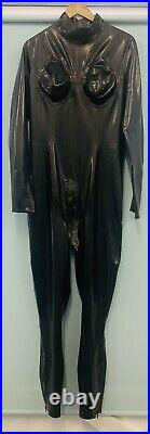 Libidex Latex Male Seduction Catsuit. 2XL/Tall. C Cup. Fetish/Rubber