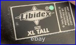 Libidex Latex Male Speedy Catsuit. XL/Tall. Fetish/Gummi/Rubber