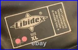 Libidex Latex Male Turbo Catsuit. XL. Fetish/Gummi/Rubber