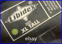 Libidex Latex Male Xavier Catsuit. XL/Tall. Fetish/Gummi/Rubber