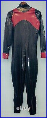 Libidex Latex McQueen Harness Catsuit. Large. Fetish/Gummi/Rubber