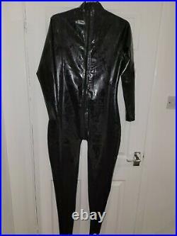 NEW Latex Rubber Catsuit cat-suit full bodies fullbody bodysuit UK seller