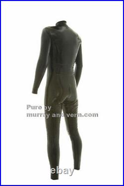 Pure by M and V Mans Catsuit Latex Rubber Size Extra Small