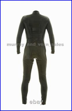 Pure by M and V Mans Catsuit Latex Rubber Size Large